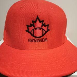 Nike Red Canada Hat / Cap